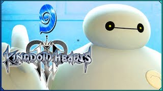 Kingdom Hearts 3 #9 - Zakodowani superbohaterowie!