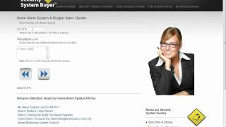 Security System Quotes in under 2 Minutes