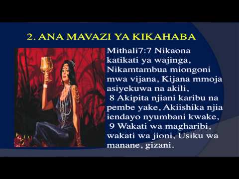 Babeli Mkuu Mwanamuke kahaba - Lawrence Odondi