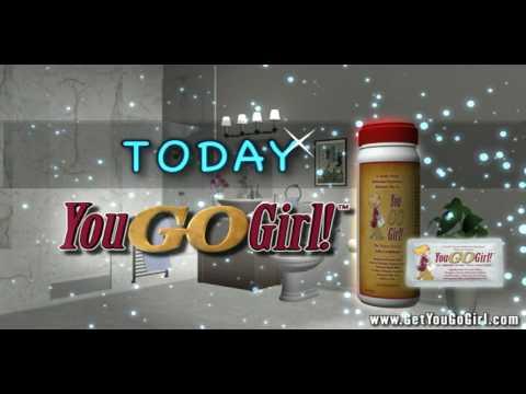 You Go Girl Product Informational YouTube