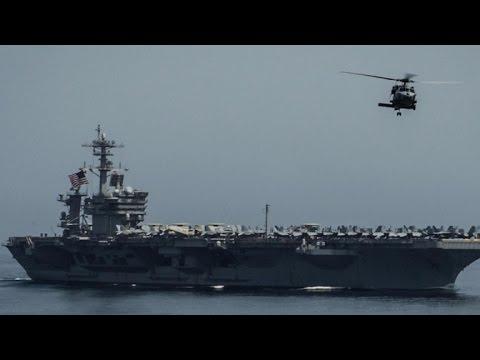 U.S. ship may intercept Iranian aid to Yemeni rebels