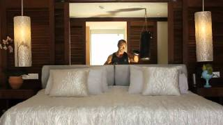 Grecotel Amirandes luxury accommodation Heraklion Crete, Deluxe Bungalow Suite sea view