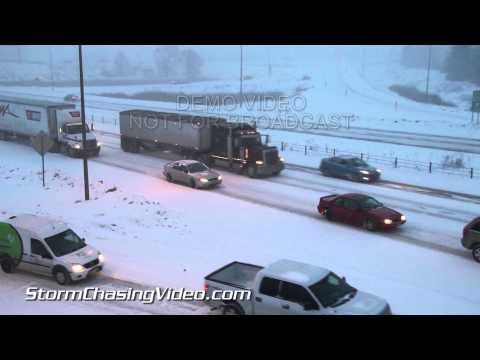 2/17/2014 Twin Cities Intense Heavy Snowfall