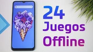 Top 24 Juegos Offline del 2020 | Jugar sin Internet | Android & iOS