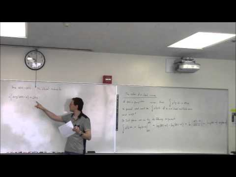 Complex Variables (Lecture 19): The Winding Number