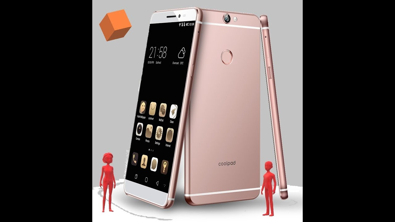 4 New Features of Coolpad Max A8 - Volte phone under 15k