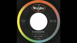 Dee Clark - Raindrops - Classic 1961 R&B / Soul Ballad