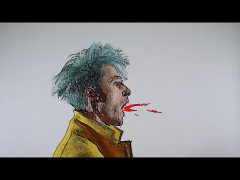 Machine Gun Kelly ft. CORPSE - DAYWALKER! (Official Music Video)