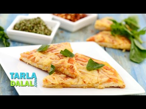 How to Make Veg Pizza Margherita at Home