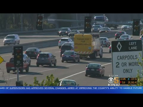 Study: Congestion, Poor Road Conditions Costing Bay Area Drivers