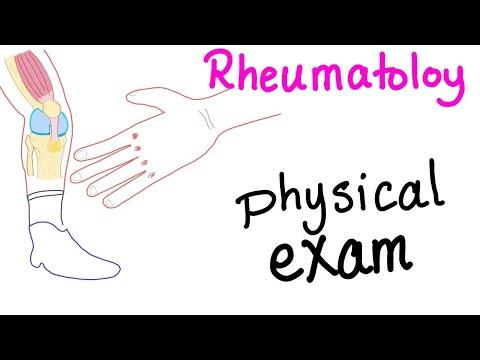 Rheumatology...Examinimg The Patient