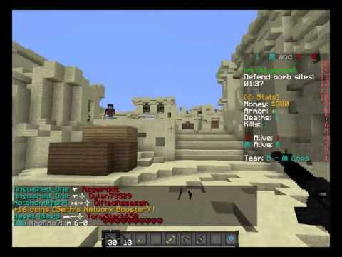 [CvC] PRO SKILL COMMENTARYNESS - Cops & Crims on Hypixel