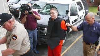 Kevin Sweat pleads not guilty to killing Weleetka girls (2013-03-28)
