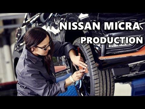 Nissan Micra Production Factory (Renault Plant Le Mans)