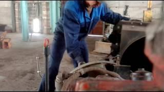 ремонт,снимаем радиатор руками К- (744 р-4)