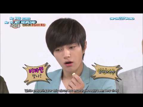 [Kim Myungsoo/L INFINITE] weird and funny moments - 2015