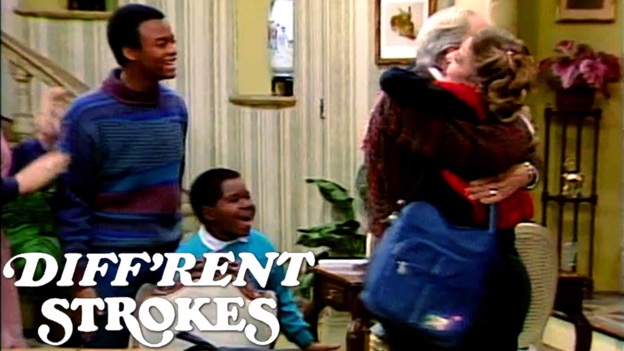 Kimberly Is Back From Paris | Diff'rent Strokes