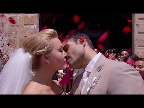 Lo Que La Vida Me Robó - Alejandro vio a Montserrat casada con José Luis