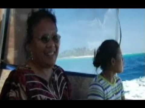 Marshallese Displaced from Home Islands after U.S. Nuclear Testing