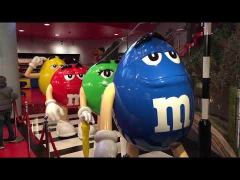 M&M's World London Tour in 4K