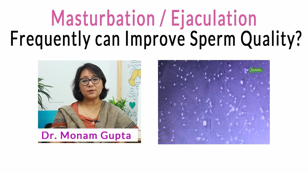 Are absolutely can frequent masturbation lead to infertility something and