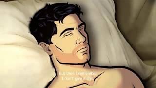 Archer | Opening scene of season 9