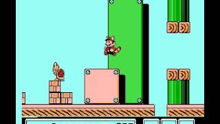 Super Mario Bros 3 - Super Mario Bros 3 Blind Attempt at vizzed.com - User video