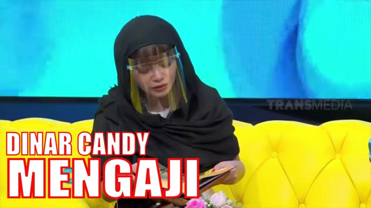 Satu Studio Terhanyut Suara Merdu Dinar Candy Mengaji | OKAY BOS (21/10/20) Part 3