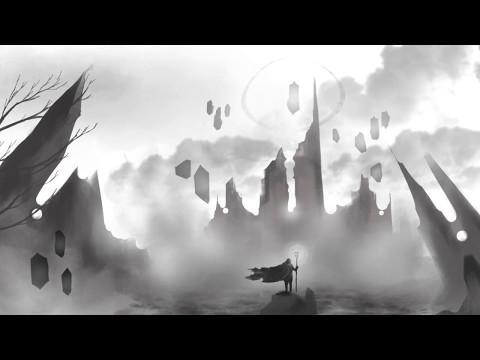 Digital Painting – Landscape sketch – ConceptArt – (Timelapse)