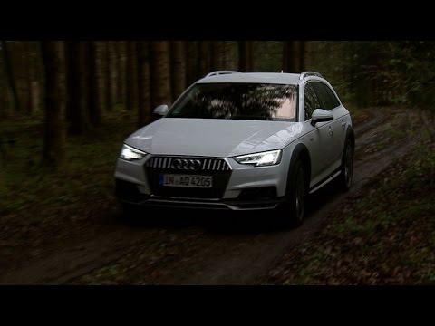 Audi A4 Allroad quattro (2016)  Fahrbericht/ Test