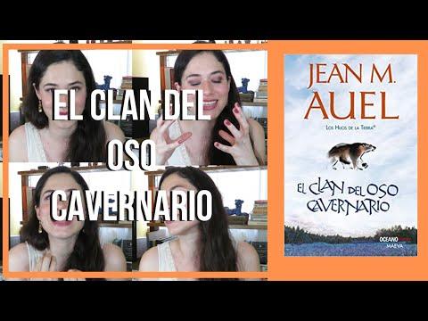 reseÑa//-el-clan-del-oso-cavernario-por-jean-m-auel-(hijos-de-la-tierra-#1)