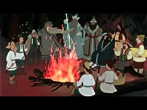 Новогодние аудио сказки Мамины сказки