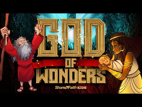 Vacation Bible School 2018 God Of Wonders 5 Day VBS | Sharefaith.com