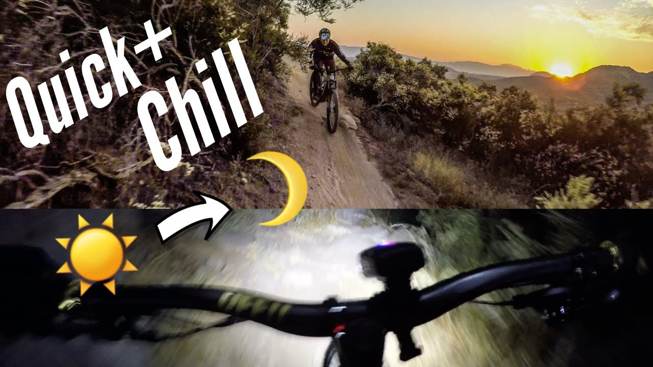 Chill day ☀️ to Night 🌙 ride