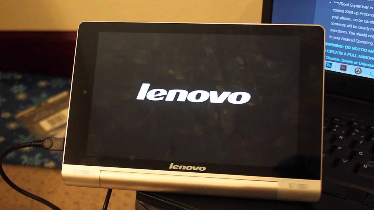 Прошивки для Lenovo Yoga Tablet 8