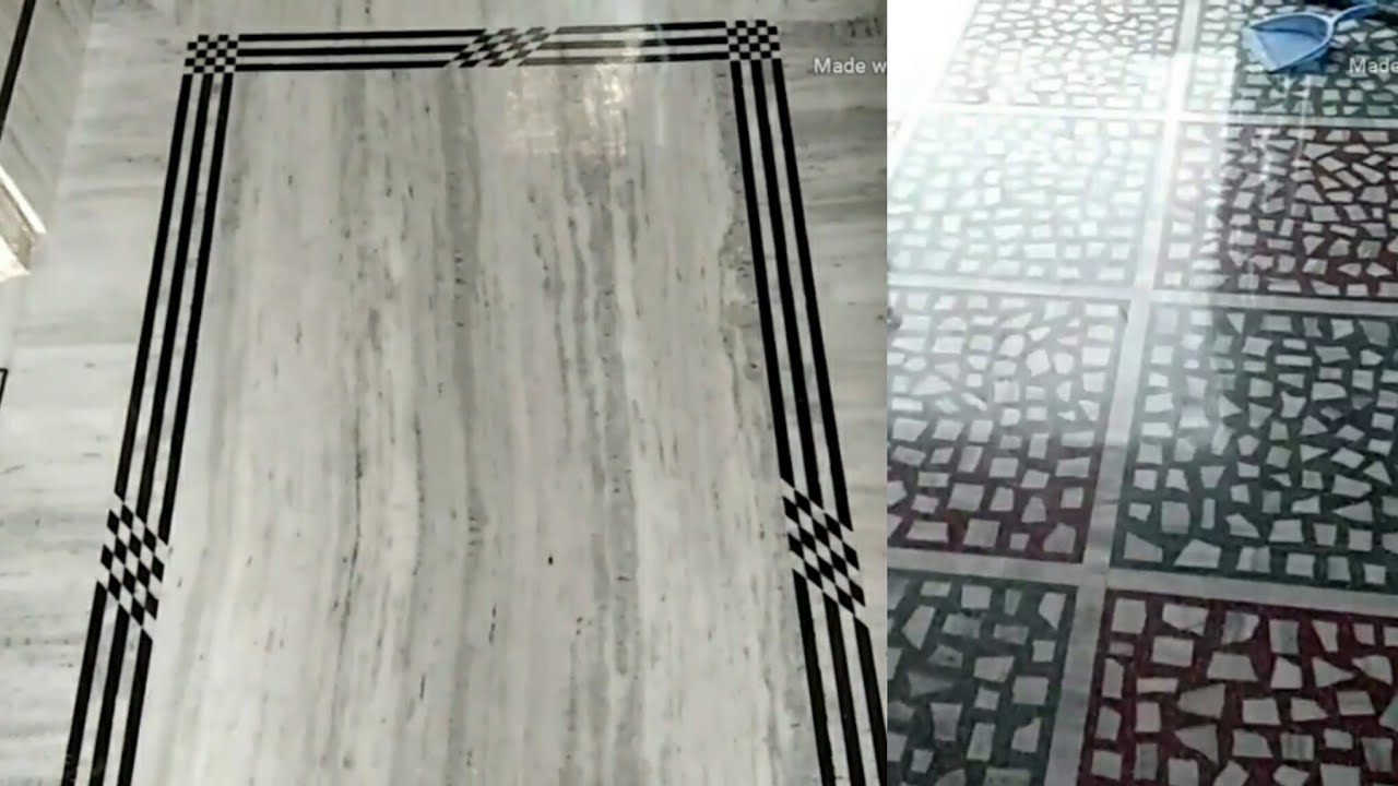 Marble Flooring Design India Indian Marble Flooring Design Marble Design | -Imran - YouTube
