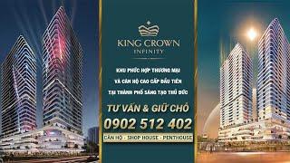 King Crown Infinity Thủ Đức | Lễ Động Thổ Dự Án Khu Phức Hợp Căn Hộ Thương Mại