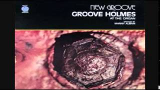 "Richard ""Groove"" Holmes - Trouble On The Mountain 1974"