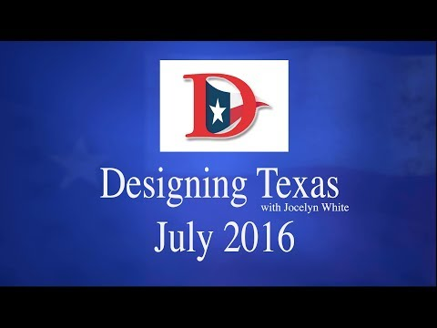 Designing Texas July 2016