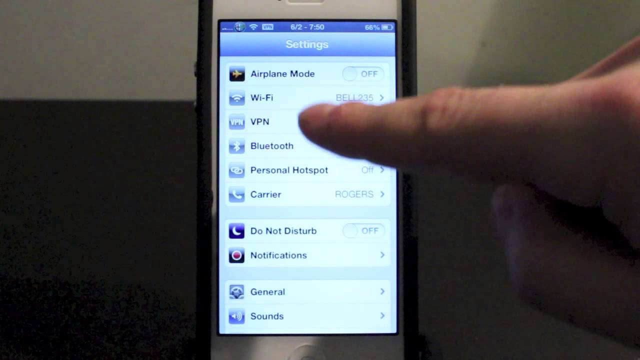 How to create hotspot on iphone 6