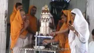 jain darsha stuti prabhu patit pavan abhishek kshamavani