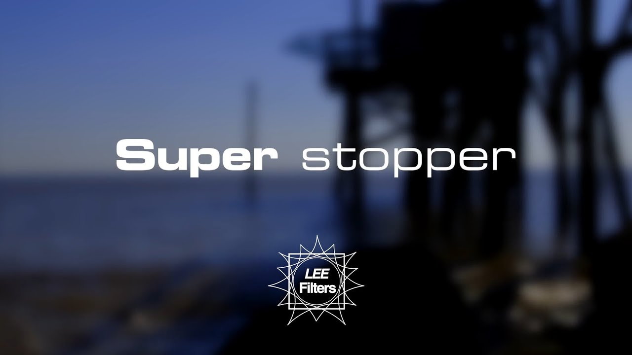 【LEE Filters】藝術攝影師Jonathan Chritchley 教你使用Super Stopper