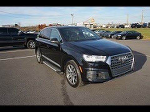 How to install Romik RAL Running Boards on a 2017 Audi Q7 - YouTube