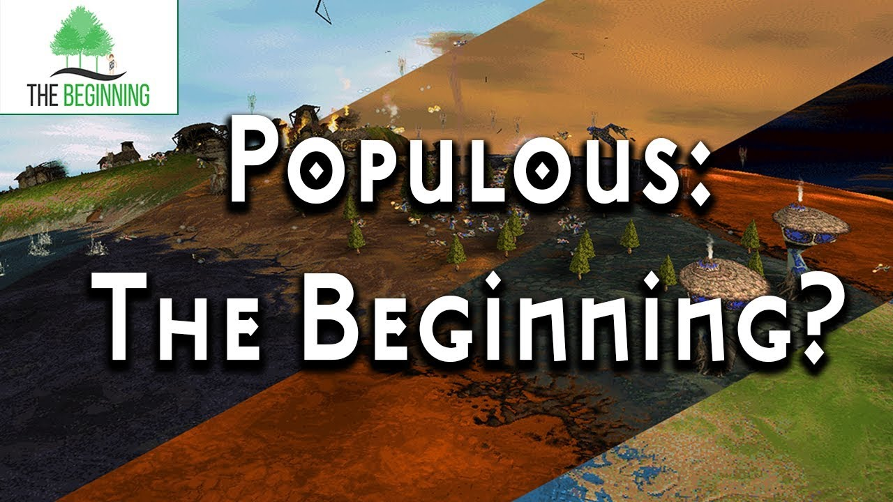 What is Populous: The Beginning?