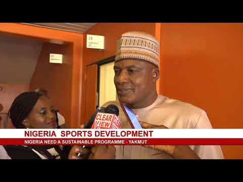 NIGERIA SPORT DEVELOPMENT