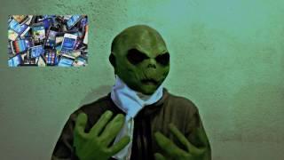 Alien Talks - Chocolate, Smartphones, Selfies, 3D Movies