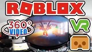 360 Grad VR Let es Play! - Roblox Jailbreak Dropping Cash (Es ist wie du im Zimmer mit mir bist!!)