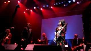 Rosie Flores & Alejandro Escovedo, Velvet Guitar, ACL Moody Theater, January 12, 2013