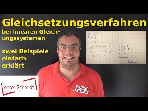 Schnittpunkt zweier Geraden berechnen from YouTube · Duration:  3 minutes 50 seconds