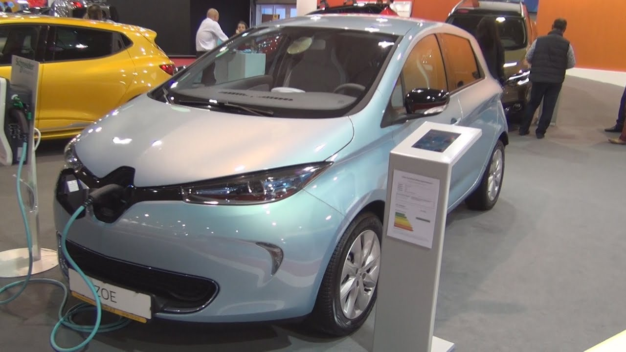 renault zoe version zen 2016 exterior and interior in 3d youtube. Black Bedroom Furniture Sets. Home Design Ideas